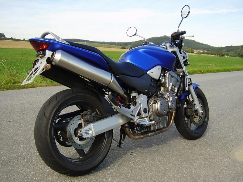 Motorrad Occasion kaufen HONDA CB 900 F Hornet Meyer