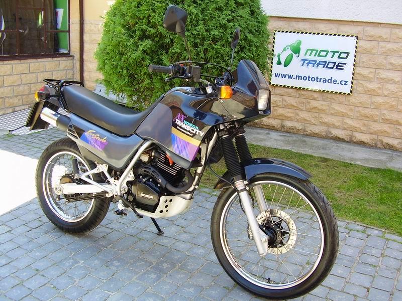 MOTO TRADE | Honda NX 125 Trans City